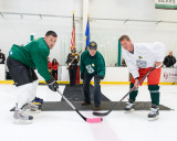 Benefit Hockey Game for Lt. Tim Murphy