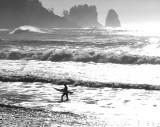 First Beach Surf