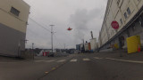 Forklift Crossing