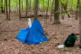 Camping on the Appalachian Trail