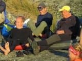 Johan, Vincent och Kjelle  Foto Anita