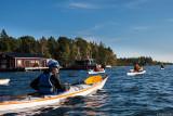 På Stora Risten finns faktiskt några aktiva fiskare, de börjar annars bli sällsynta.
