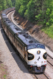 NS RFE J. Brantley has 955 well under control as they prepare to stop at Highpoint TN