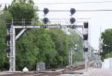 Signals old and new, at Waynesburg