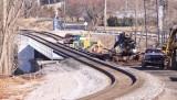Pittman Creek Bridge Feb 22 2014