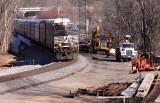 275 uses the new Pittman Creek Bridge as crews rebuild the old span