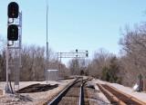CP Grove  looking South  Feb 22 2014