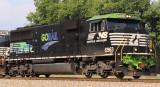 GORAIL 6963 at Burgin, Kentucky