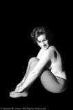1960s Pin-Up Girl RB20