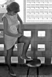 1960s Pin-Up Girl MF020112