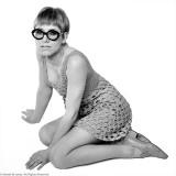 1960s Pin-Up Girl CD0107