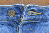 Levi Strauss and skin !