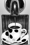 Black coffee !