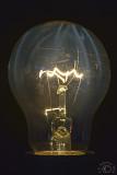40 W. 220 V. old light bulb !