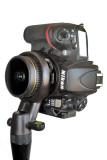 D800 + Nikon 10.5mm. f2.8 on TomShot 360