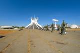 Cathedral of Brasilia, Brazil