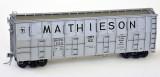 Mathieson Dry Ice car