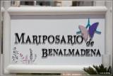 Mariposario  Bénalmadena (Spanje)