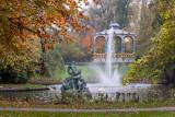 Astridpark in de herfst