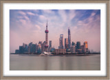 Pudong, Shanghai 4 pm