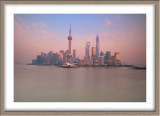 Pudong, Shanghai 5pm