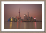 Pudong, Shanghai 6pm