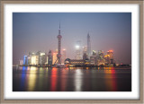 Pudong, Shanghai 6:30 pm