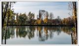 Pond in Iphofen
