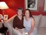 Sandee and niece Julie