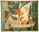 Gobelin kiállítás Szombathelyen - Tapestry exhibition in Szombathely