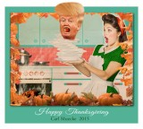 Happy Thanksgiving Card 2015