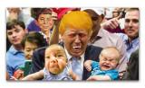 Trump: Baby Vampire