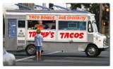Trump's Taco Wagon