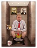 Trump Tweets In Bathroom at 3:30 AM