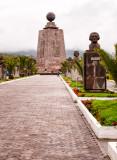 The Equator, Ecuador 2014