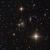 Hydra Galaxy Cluster