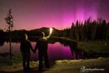 Northern Lights in Utah