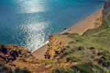 Between Hive Beach and West Bay, Dorset