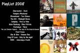 My PlayListe 2008