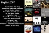 My PlayListe 2007