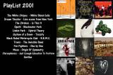 My PlayListe 2001