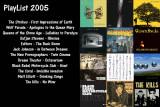 My PlayListe 2005