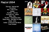 My PlayListe 2004