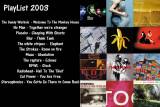 My PlayListe 2003