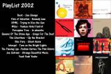 My PlayListe 2002
