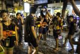 Bangkok le nouvel An Boudhiste