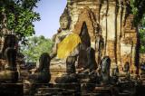 Ayutthaya - wat phra sri sanphet