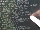 Vietnam Wall Memorial