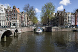 The Many Canals of Amsterdam