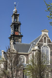 Westerkerk and Westertoren